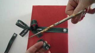 リボンの結び方1 シングルリボン thumbnail