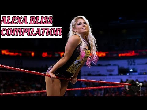 [WWE] Alexa Bliss-Twisted Bliss & DDT Compilation