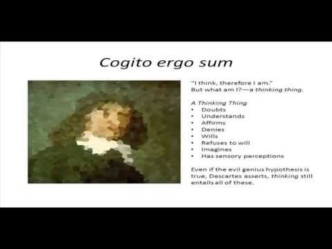 Scientific Revolution and Descartes (pt. 1)