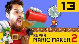 LA PEUR DE L'ÉCHEC | Super Mario Maker 2