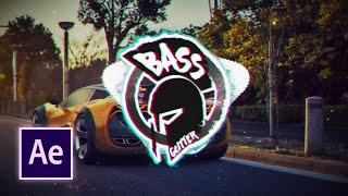 BassGutter Audio Visualizer - Template After Effects CC