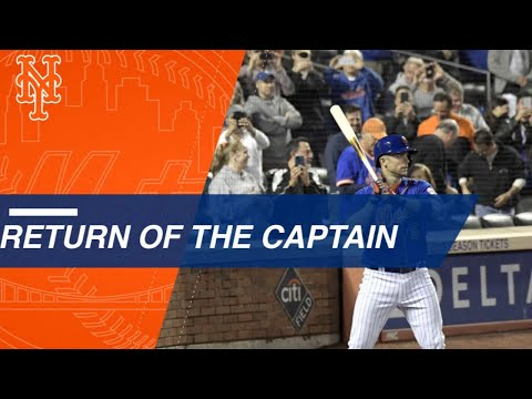 David Wright plays in first game since 2016