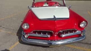 1955 Dodge Custom Royal Lancer Convertible HEMI