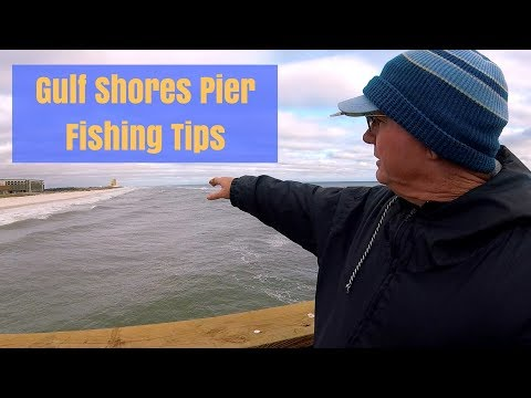 Gulf Shores Pier Fishing Tips - Advice From A LOCAL Fishing Legend