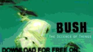 bush - Spacetravel - The Science Of Things