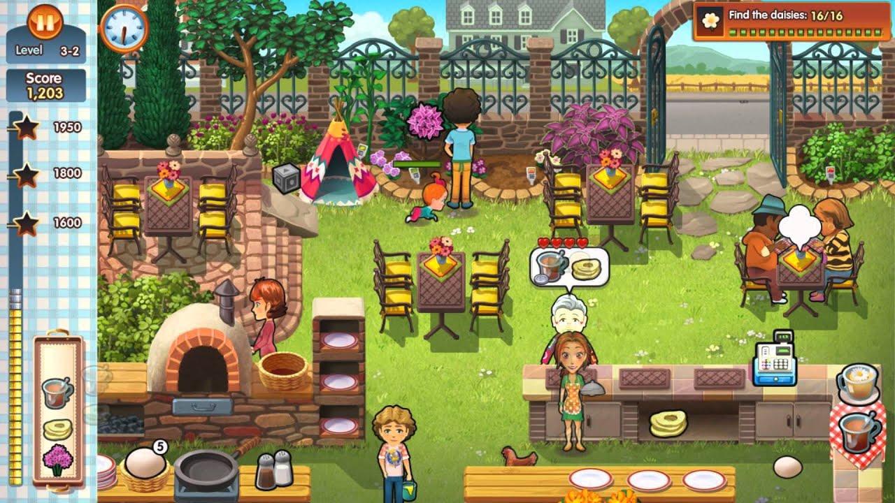 Emily s new beginning patrick s garden level 3 2 youtube