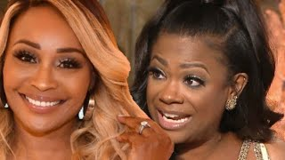 Cynthia Bailey's BIG Wedding Caused PROBLEMS For All The Real Housewives of Atlanta!!