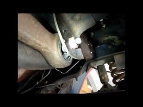 Ford F 250 I Beam Pivot Replcement Youtube