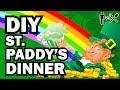 DIY St.Paddy's Day Dinner - Man Vs Din #8