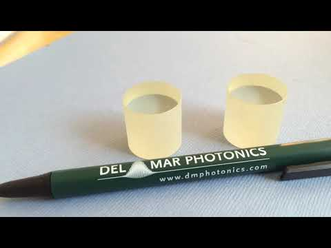 Pyroelectric crystals for palm-sized neutron generator sales@dmphotonics.com