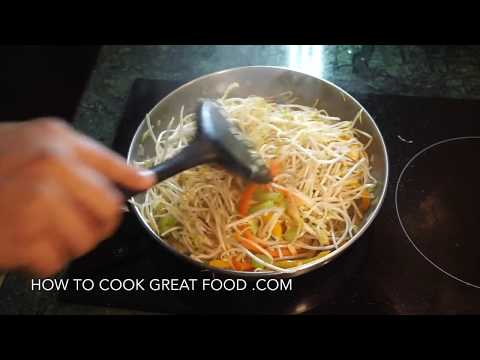how-to-cook-bean-sprouts---braised-sprouts-recipe---vegan-healthy-easy