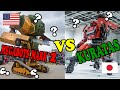 BATALLA REAL DE ROBOTS GIGANTES 2016  – USA (MEGABOTS MARK 2) vs JAPON (KURATAS)