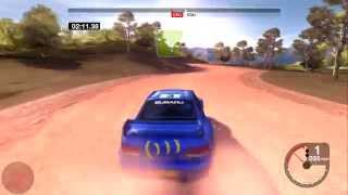 Colin McRae Rally Remastered PC Gameplay *HD* 1080P Max Settings