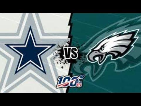 Philadelphia Eagles Vs Dallas Cowboys Live Stream