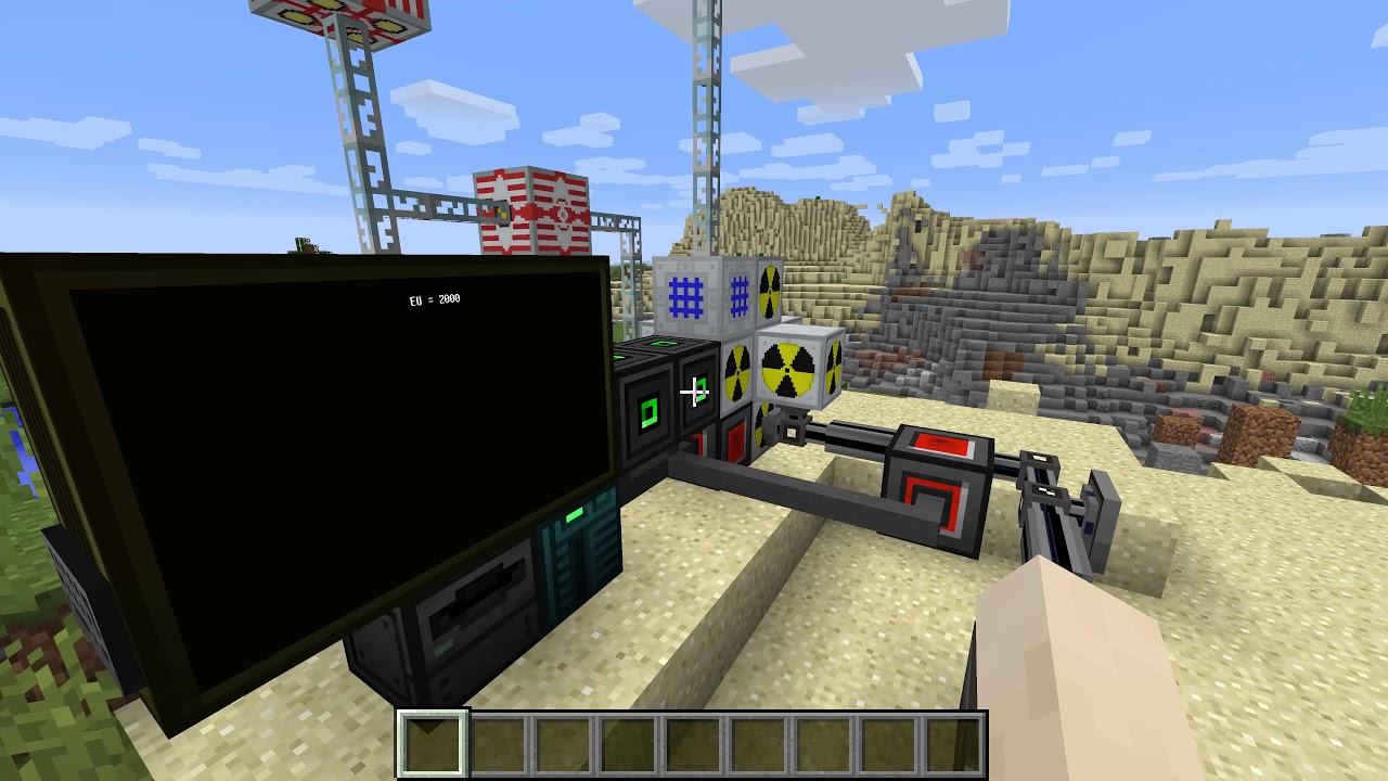 [1 12 2] Full IC2 nuclear reactor automatization