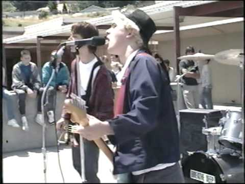 Green Day @ PVHS video # 13: 'At the Library' (again)