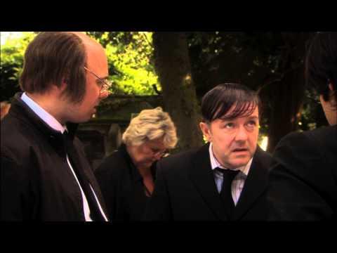 Derek   Burial   Channel 4