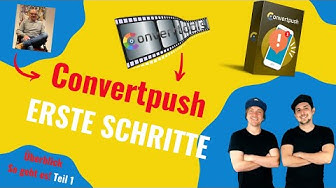 Covertpush Software Erfahrungen ➡️So einfach funktioniert Online Geld verdienen - Teil 1🔥🔥