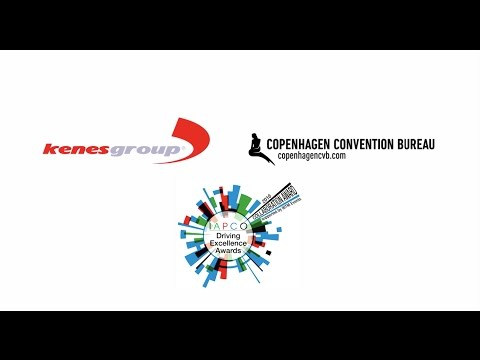 Kenes Group & Copenhagen Convention Bureau - IAPCO Collaboration Award 2016