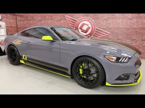 Sema 2016 Cj S 2017 Mustang Ecoboost Build Introduction