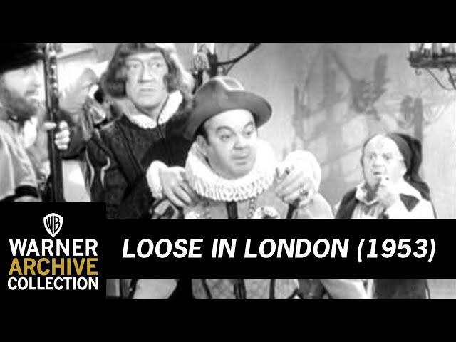 Loose in London (Trailer)