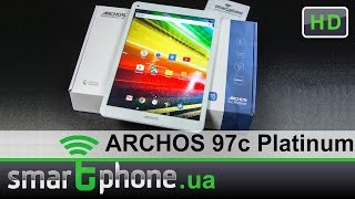 Archos 97c Platinum - Обзор планшета