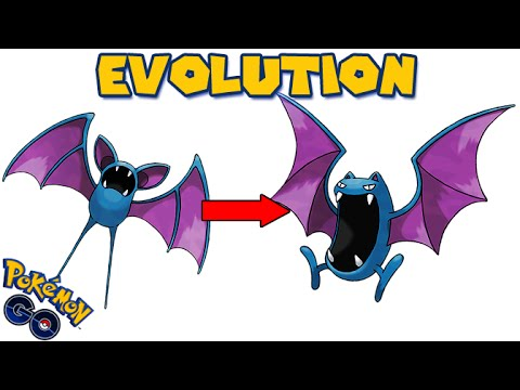 how to get golbat to evolve