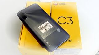 Realme C3 Volcano Grey Colour Edition Unboxing, First Look & Review !! Realme C3 Price , Spec