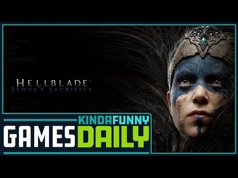 Hellblade's Firestorm - Kinda Funny Games Daily 08.08.17