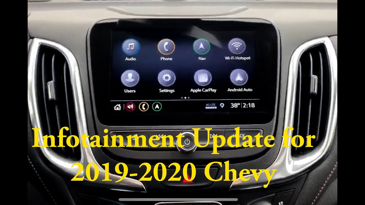 Tutorial of the NEW 2019 Infotainment 3 Software - 2019 Chevrolet Equinox