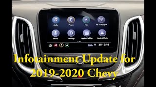Tutorial of the NEW 2019-2021 Chevrolet Infotainment 3 Software - 2019 Chevrolet Equinox