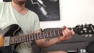 Video Fly away from here - Aerosmith - how to play on guitar - tutorial - guitar lesson download MP3, 3GP, MP4, WEBM, AVI, FLV Juni 2018