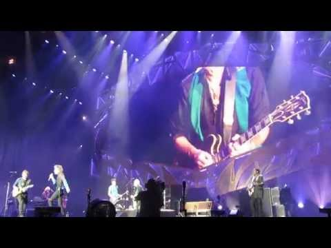 The Rolling Stones, Beast Of Burden & Kansas City (Opening song in 1963), Arrowhead Stadium, 6/27/15