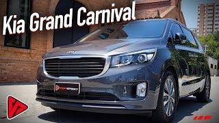 Kia Grand Carnival  | Canal Top Speed