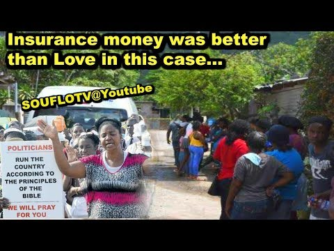 Dash weh her husband in Jamaica and collect the life insurance