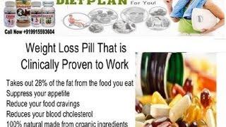 Effective Weight Loss Herbs & Supplements