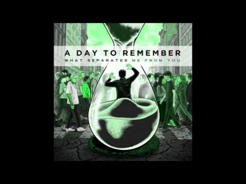 Sticks And Bricks - A Day To Remember
