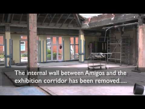 Chesterfield Royal Hospital Fire Update 27.7.11