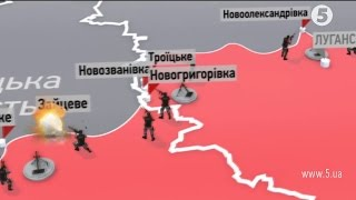Окупанти 33 рази атакували українців на Донбасі