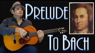 Prelúdio em Homenagem a Bach