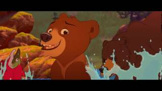Look Through My Eyes - Disney's Brother Bear Music Video (Phil Collins)