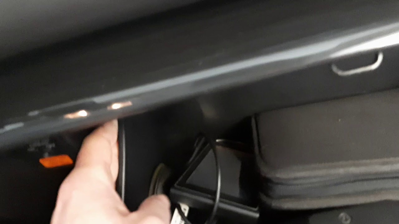 Mazda 6 Gh Jak Wymienić Filtr Kabinowy Youtube