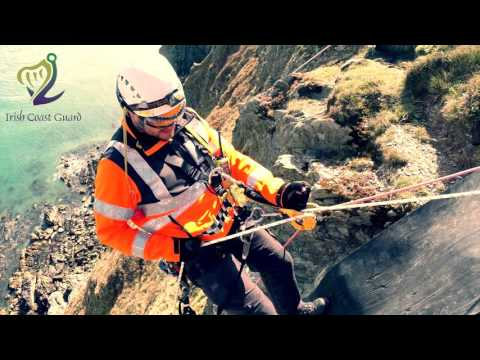 The Irish Coast Guard - Howth SAR Unit