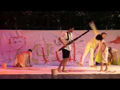 Sasha Waltz & Burak Ozdemir : Dialoge 13  (Musica Sequenza)