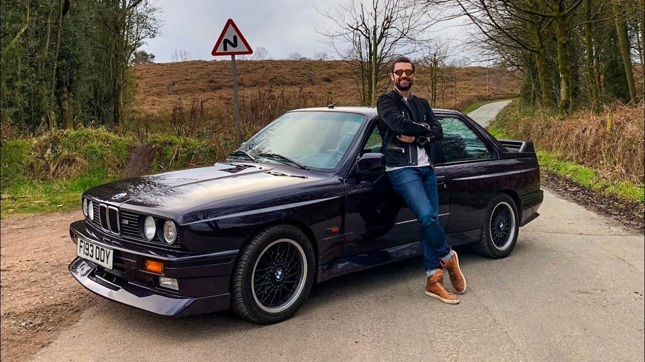 Bmw E30 M3 >> Bmw E30 M3 Cecotto Edition First Drive Review Modern Classics Ep6