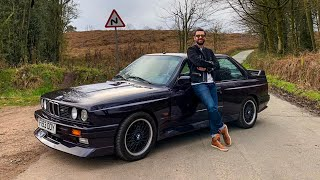 BMW E30 M3 Cecotto Edition First Drive Review - Modern Classics Ep6