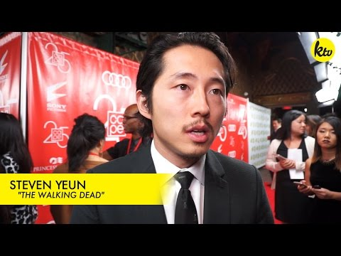Steven Yeun, Daniel Dae Kim, Kelly Hu, and more speak out on Whitewashed Hollywood