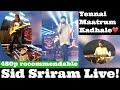 Best of Sid Sriram's Live! | Yennai Maatrum Kadhale | Keba Jeremiah | Leon James | 2017