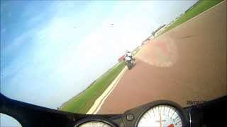 600 gsxr srad at LFG racetrack France
