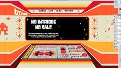 Arcade Style Web Design